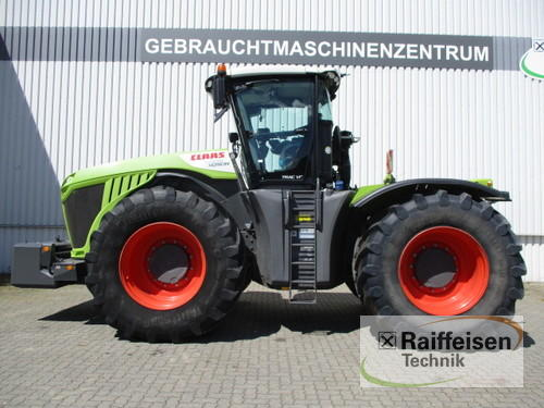 Claas Xerion 5000 Trac VC Rok produkcji 2015 Holle