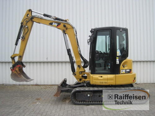 Caterpillar 305e2 Cr Byggeår 2015 Holle