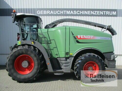 Fendt Katana 65 Año de fabricación 2015 Accionamiento 4 ruedas