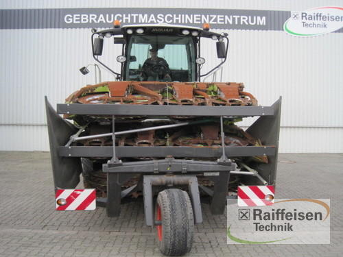 Claas Orbis 900 Maisgebiss Year of Build 2011 Holle