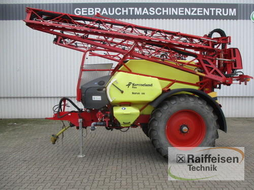Sprayer Trailed Kverneland - Spritze Ikarus S38