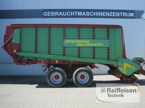 Strautmann Giga Vitesse Iii Do Год выпуска 2006 Holle