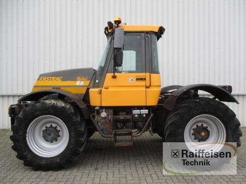 JCB Fastrac 130-65 Turbo