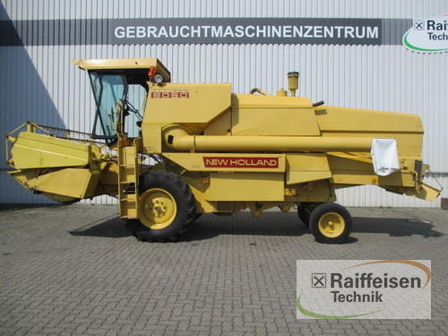 New Holland 8050 Baujahr 1985 Holle