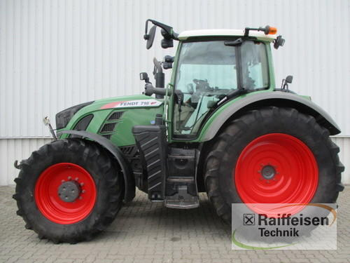 Fendt 716 Vario S4 Year of Build 2015 4WD