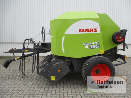 Claas Rollant 355 RC Byggeår 2010 Holle