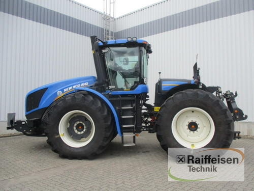 New Holland T 9.560 Årsmodell 2014 4-hjulsdrift
