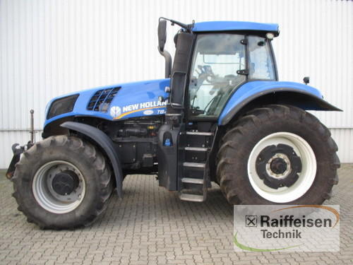 New Holland T 8.410 Year of Build 2015 4WD