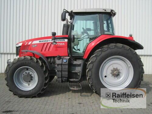 Traktor Massey Ferguson - 7724 Dyna-VT