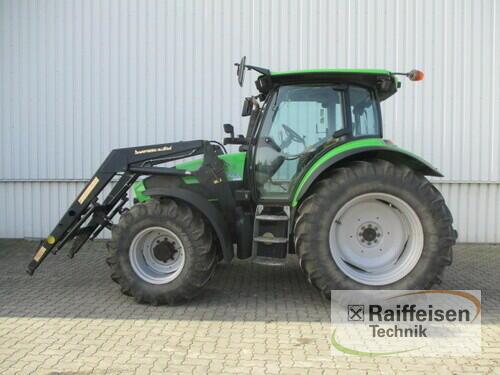 Deutz-Fahr Agrotron K 120