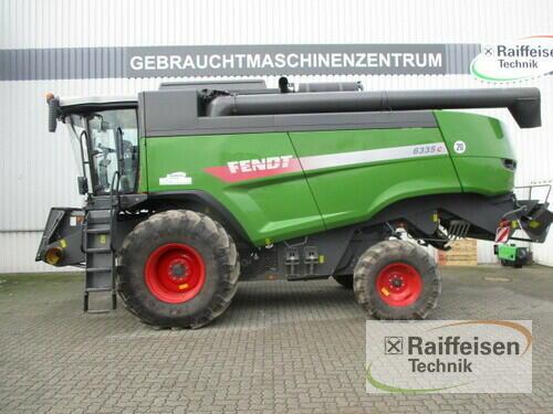 Fendt 6335 C Baujahr 2017 Allrad