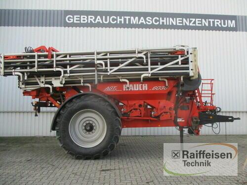 Rauch Agt 6036 Anul fabricaţiei 2010 Holle