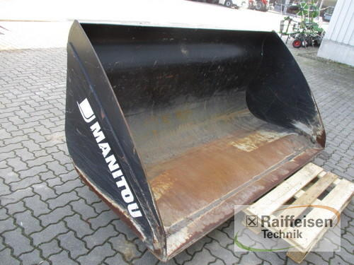 Manitou Leichtgutschaufel Cba2000/2450 Årsmodell 2019 Holle