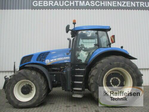 New Holland T 8.420 Baujahr 2014 Allrad