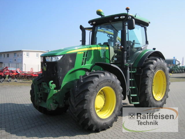 john deere 7280 r traktor gebraucht holle. Black Bedroom Furniture Sets. Home Design Ideas