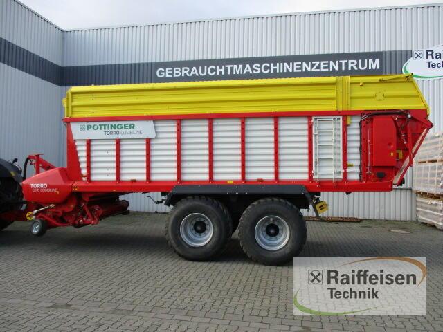 Pöttinger Torro Serie 6510 D