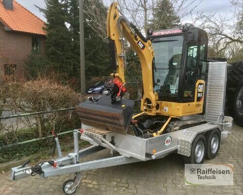 Excavator Caterpillar - Mobilbagger 301.6-
