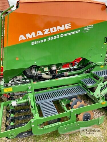 Amazone Cirrus 3003 Compact Рік виробництва 2020 Edemissen