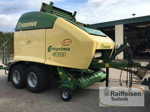 Krone Comprima Cf 155 Xc X-Treme Baujahr 2016 Itzehoe