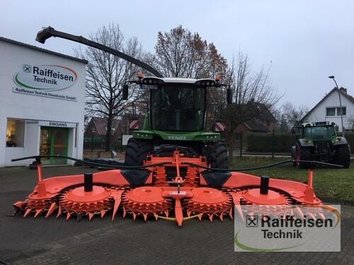 Fendt Katana 65 S4 Année de construction 2019 A 4 roues motrices
