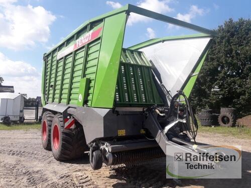 Fendt Tigo 65 Xr D Año de fabricación 2021 Itzehoe