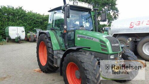 Fendt Farmer 308 CI Rok produkcji 2004 Czterokolowy