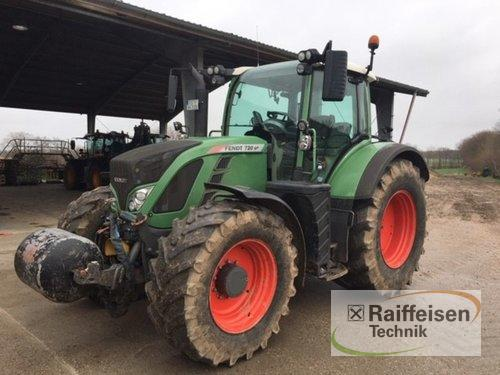Fendt 720 Vario Year of Build 2013 4WD