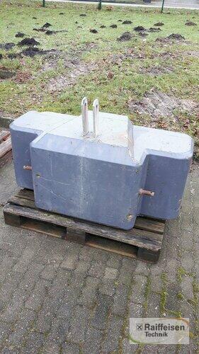 Suer Stahlbetongewicht 1.000kg