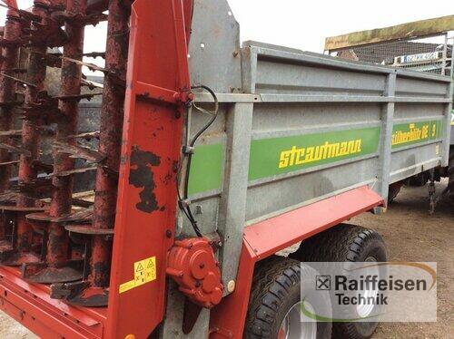 Strautmann Stalldungstreuer Ms Be9 Silberblitz Baujahr 2011 Itzehoe