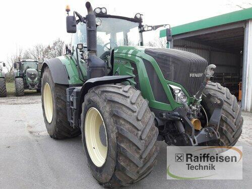 Fendt 936 Vario S4 Rok produkcji 2014 Czterokolowy