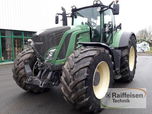 Fendt 936 Vario S4 Profi Plus Año de fabricación 2015 Accionamiento 4 ruedas