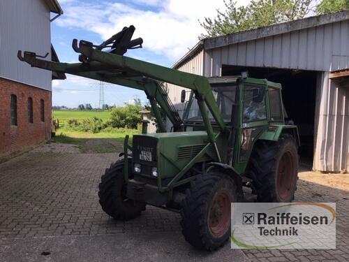 Fendt Farmer 108 LSA Frontlaster Årsmodell 1979