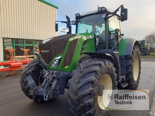 Fendt 828 Vario S4 Baujahr 2017 Allrad