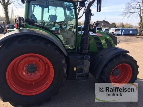 Fendt 724 Vario S4 Profi Plus Year of Build 2017 4WD