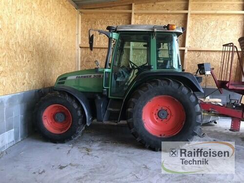 Fendt Farmer 309 C Год выпуска 2003 Itzehoe
