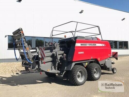 Massey Ferguson 2260tc Quaderb Year of Build 2017 Beedenbostel
