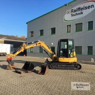 Caterpillar Minibagger 305 E2 Rok výroby 2019 Beedenbostel