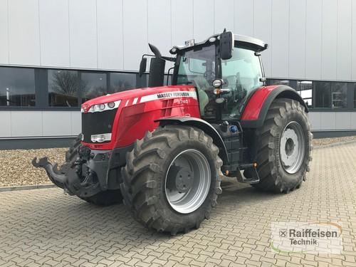 Massey Ferguson 8740 Mr Dyna-Vt Year of Build 2017 4WD