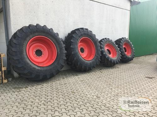 Fendt 600/70 R34+710/75 R42 Anul fabricaţiei 2020 Tülau-Voitze