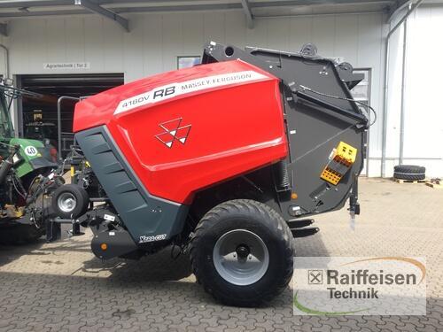 Massey Ferguson Rb 4180 V Xtra Année de construction 2021 Tülau-Voitze