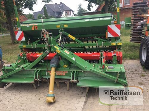 Amazone Drillmaschinen Baujahr 2011 Tülau-Voitze