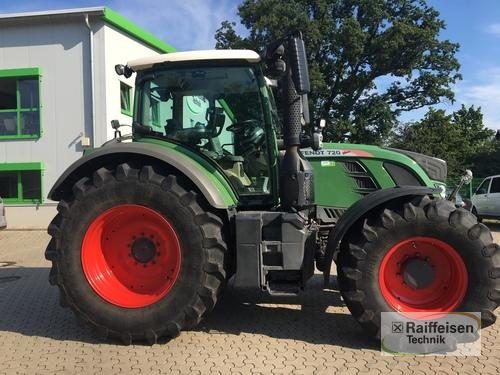 Fendt 720 Vario SCR Profi Year of Build 2014 Tülau-Voitze