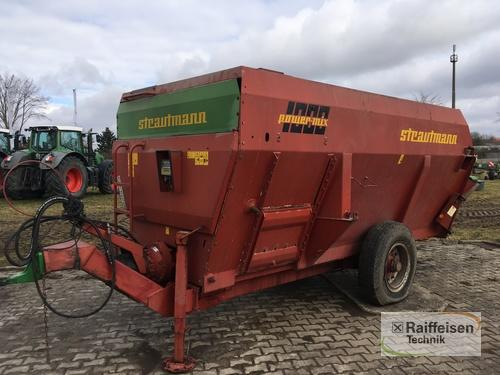 Strautmann Futtermischwagen Power Mix 1000 Bouwjaar 1999 Goldberg