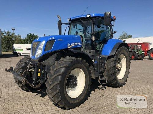 New Holland T 7.270 Årsmodell 2013 4-hjulsdrift