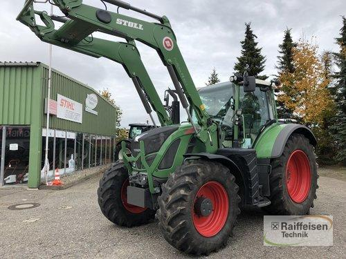 Fendt 720 Vario Front Loader Year of Build 2016