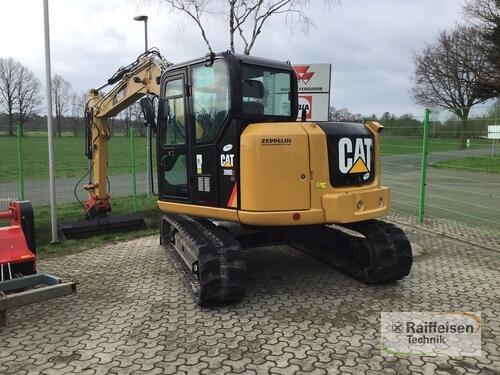 Caterpillar Mobilbagger 308 E2 Baujahr 2019 Semmenstedt