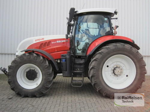 Steyr Cvt 6230 Year of Build 2014 4WD