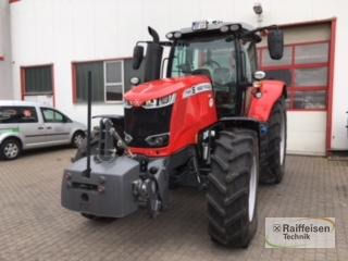 Massey Ferguson 7722 Dyna Vt E Year of Build 2018 4WD
