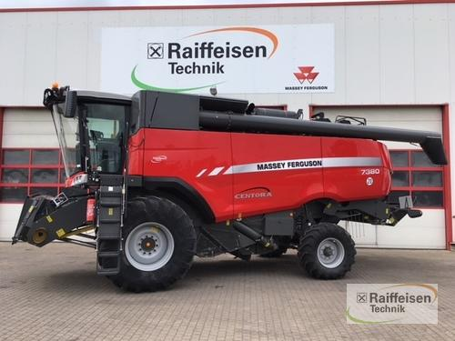 Massey Ferguson 7380 Centora Year of Build 2018 Bad Langensalza