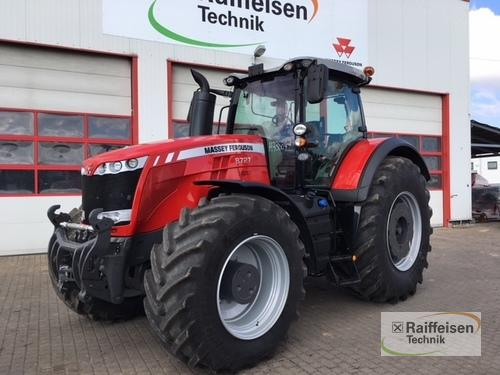 Massey Ferguson MF 8727MR Dyna-V Bad Langensalza